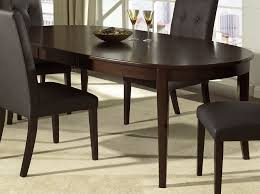 fortable padded dining chairs on creamy flooring blended oval granite table