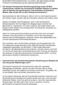 Wie viel frankreich steckt in deutschland? 1 Warum Ist Der Elysee Vertrag Zwischen Deutschland Und Frankreich Aus Historischer Sicht Bedeutend Pdf Kostenfreier Download