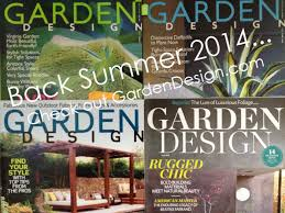 Small Picture Garden Design Magazine Thinking Outside the Boxwood