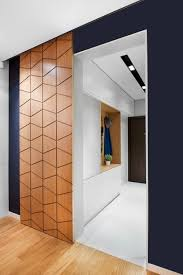 modern interior doors design. View In Gallery Geometric Sliding Door Modern Interior Doors Design