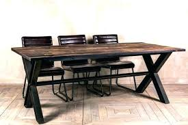 industrial style outdoor furniture. Industrial Dining Table Melbourne Style Tables . Outdoor Furniture