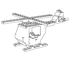 Police Helicopter Coloring Pages AZ Coloring Pages Lego Helicopter ...