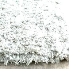 round fuzzy rug furniture new jersey rug rake light grey gray area awesome round
