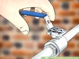 removing kitchen faucet how to change kitchen faucet image titled change washers in the kitchen faucet removing kitchen faucet