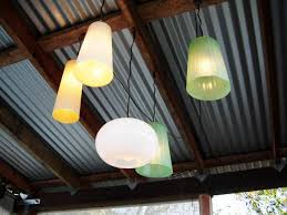how to make outdoor chandeliers how