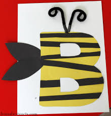 bumblebee craft for preschoolers