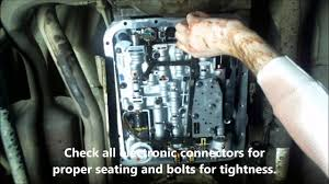 How to Change 4L60E Transmission Oil Fluid & Filter on a 1997 ...