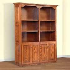 solid wood bookcase with doors bookcases ideas furniture in glass making purchase of the bookca solid wood bookcase full panel doors