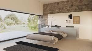 Einrichtungsideen Für Minimalistische Schlafzimmer Freshouse Bett Im
