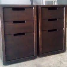 used west elm furniture. west elm file drawers via red chair market used furniture o