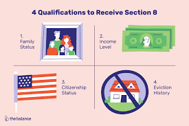 Nj Family Care Income Chart 2017 You Must Meet These 4 Requirements To Receive Section 8