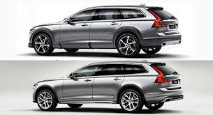2018 volvo v90 cross country. perfect country inside 2018 volvo v90 cross country t