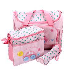 Túi đựng đồ 3 chi tiết cho Mẹ và Bé - Shop Trẻ Thơ