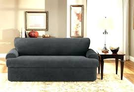 t cushion sofa slipcover t cushion chair slipcover pattern decorating magnificent sure fit t cushion sofa