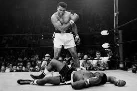 「1964,ari beated sony liston」の画像検索結果