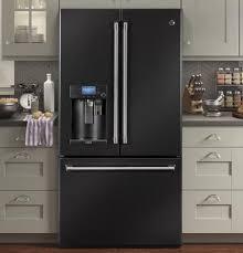 black slate appliances. Exellent Black Cafe Black Slate Installation View And Appliances
