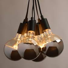 top 55 hunky dory make your own pendant lights and chrome tip bulb cer lamp