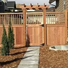 Wooden Fence Gate Plans Fence Gates Fence Gate Home Depot Amazing