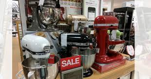 kohls black friday kitchenaid mixer deals