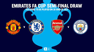 Submitted 4 years ago * by thesmallprint13. Emirates Fa Cup On Twitter Here S Your Emiratesfacup Semi Final Draw
