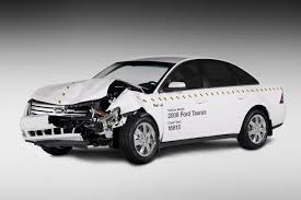 Ford Taurus Crash Test Car Photo Gallery - Autoblog