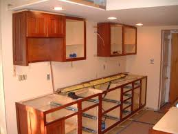 how to install upper kitchen cabinets how to install upper kitchen cabinets 3 appealing hanging