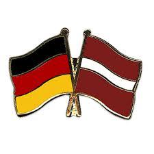 Nach zehn tagen trainingslager in seefeld beginnt für das. Freundschaftspin Lettland Deutschland 2 14