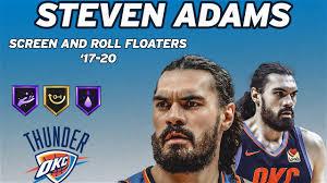 Steven Adams Screen and Roll Floater ...