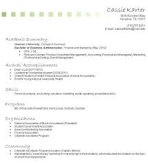 Jobs Without Resume Resume Examples For College Students With Work