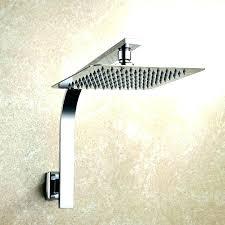 adjule shower arm extension architecture double brass extension arms regarding shower extension