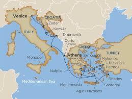 best mediterranean cruise the best of the eastern mediterranean voyage on windstar cruises