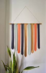 leather wall hanging by design post interiors
