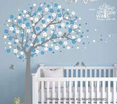 tree wall decals for nursery australia