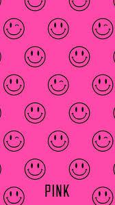 Pink Emoji Wallpaper iPhone