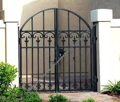 wrought iron garden gates custom house gate edinburgh