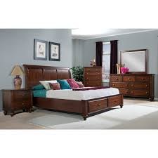 the brick bedroom furniture. Picket House Furniture CH777QB Channing Queen Platform Bed W/ Sleigh Panel Headboard In Warm Cherry Finish The Brick Bedroom
