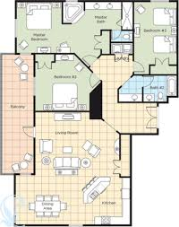 Superior 3 Bedroom Presidential Units Are Finished To The Tee! Full Furnished  Kitchen With Granite Counter Tops. Master Suite With A King Bed, Jetted  Tub, ...