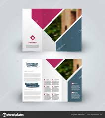 Advertisement Brochure Brochure Design Template For Business Education Advertisement 23