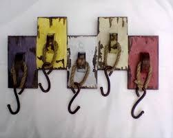 26 diy wall hook ideas