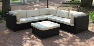 outdoor furniture cover. Patio \u0026 Garden : Curved Sofa Furniture Outdoor Sectional Set Small Cover B