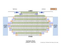 City Of Huntington Beach Ca Theater