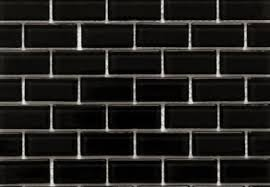 Black Subway Tile black subway tiles sweet design 1 ceramic tile glossy  color