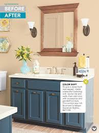 innovative painting bathroom cabinets ideas painting bathroom cabinet 14 photo bathroom designs ideas