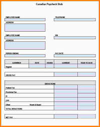 Free Paystub Templates Pay Stub Template Free Excel Images Templates Example Free Download 24