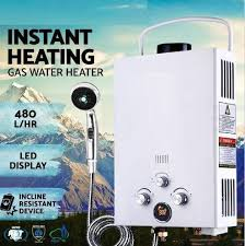 camping and outdoors with gas water heater miscellaneous goods gumtree australia inner sydney sydney city 1198316538