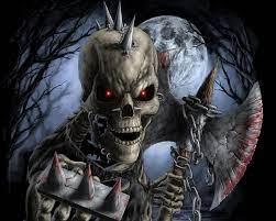 Horror Skull - 1280x1024 - Download HD ...