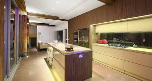 superlight led lighting main kitchen