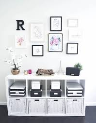 home office dark blue gallery wall. Home Office Dark Blue Gallery Wall. Wall  Thechambraybunnybloggeroffice On R