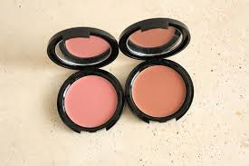 make up for ever hd blush in 220 and 335
