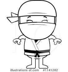 ninja clipart black and white.  And Ninja Clipart Black And White To Clipart Black And White C